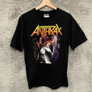 Anthrax Spreading the Disease Shirt